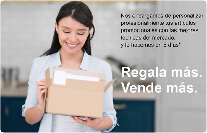 Regala mas. Vende mas. Gelpublicite 2019